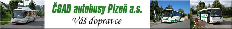 ČSAD autobusy Plzeň a.s.